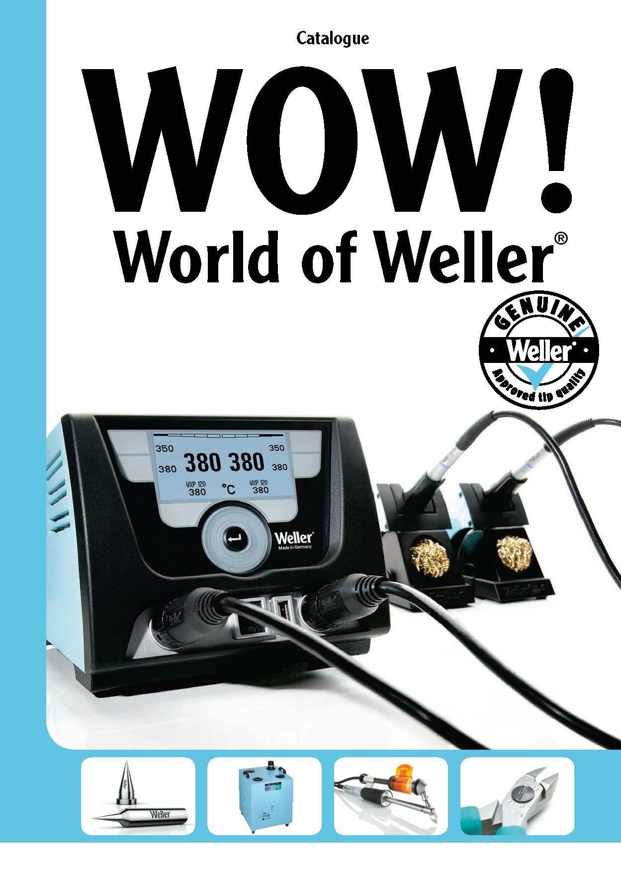 Katalógusok weller 2014 katalogus